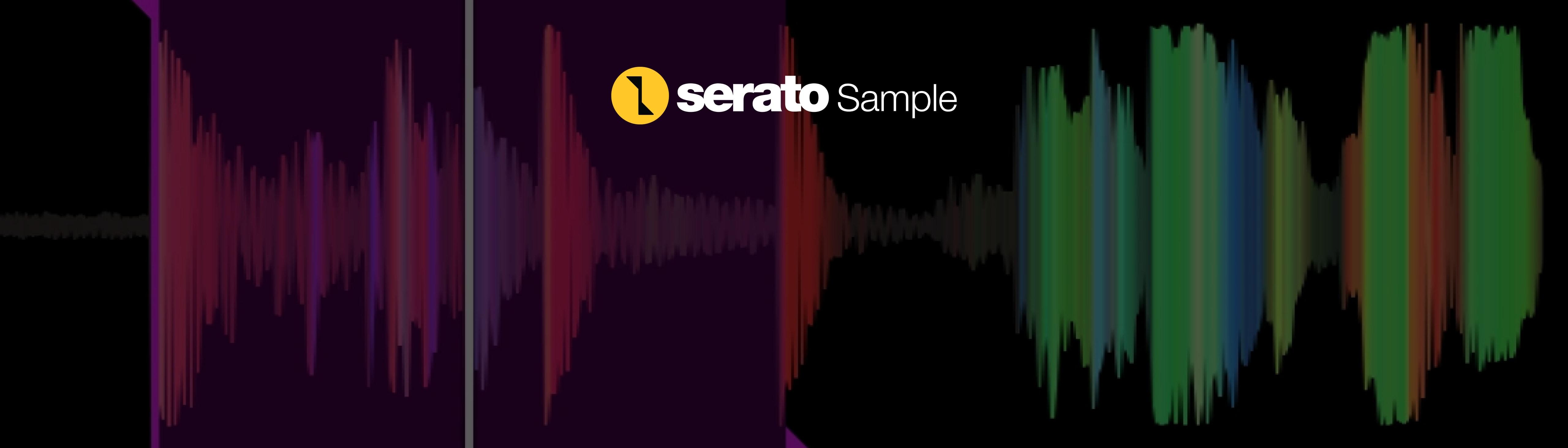 Serato Sample header