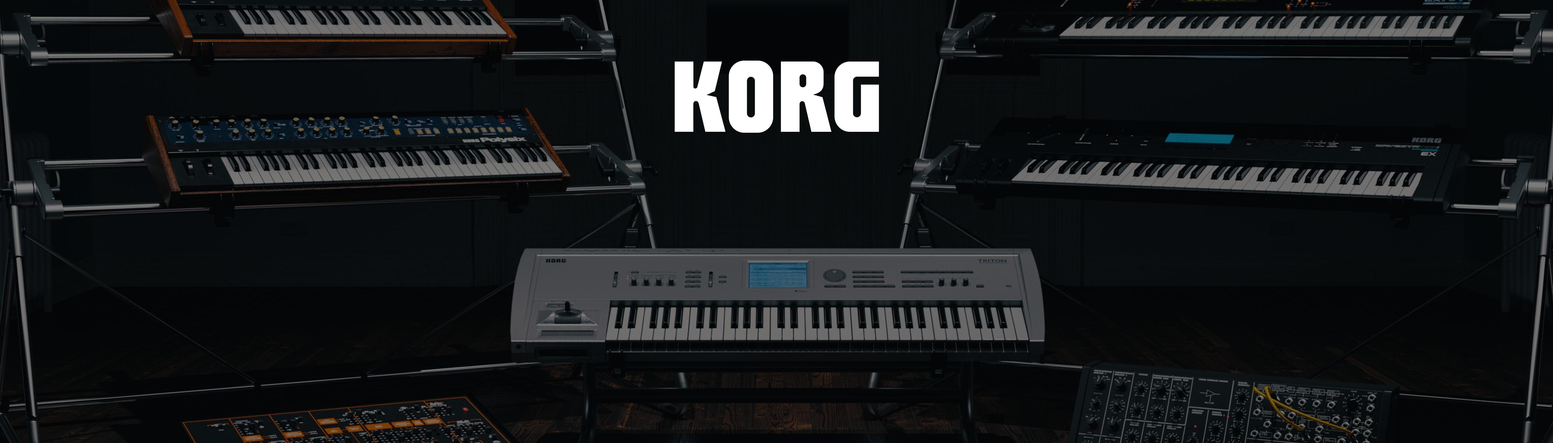 KORG Collection 2 header