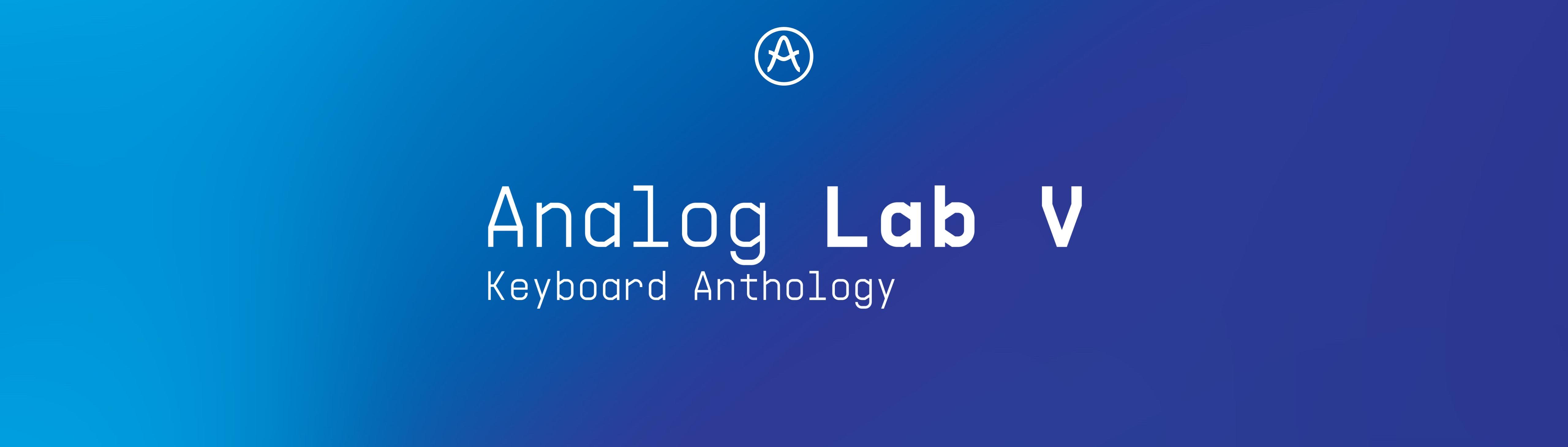 Arturia Analog Lab V Rent-to-Own