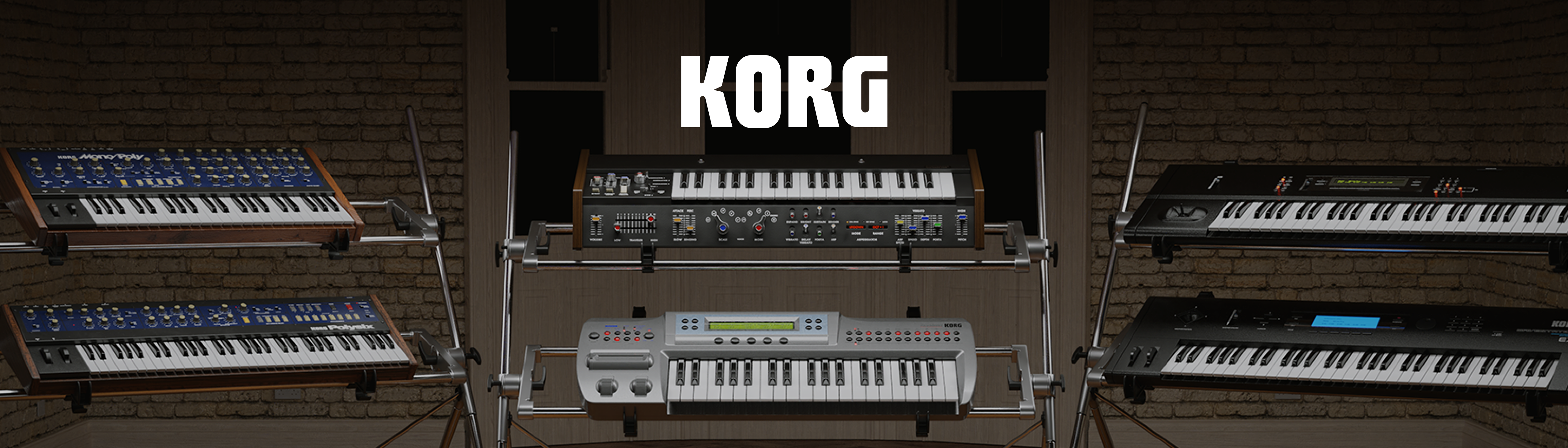 KORG Collection 3 header
