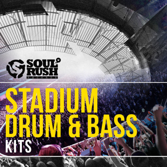 Stadium Drum & Bass Kits - Samples & Loops - Splice Sounds