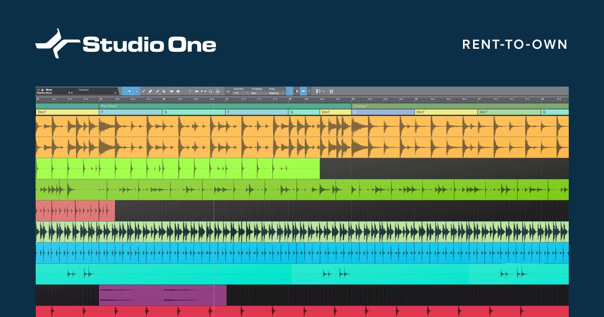 studio one daw free download