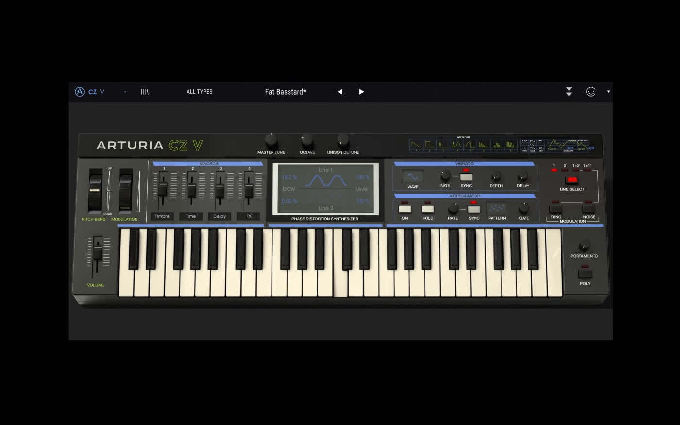 Arturia V Collection 7 on Rent-to-Own