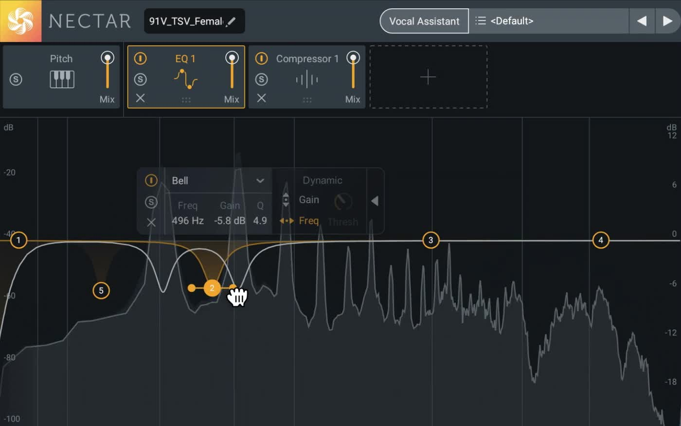 iZotope Nectar 3 Vocal Mixing Plugin